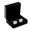 Personalised Gold Plated Cufflinks - Personalised Gift Solutions - 4