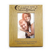 Personalised 'To the Moon and Back' Photo Frame (6x4) - Personalised Gift Solutions - 1