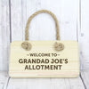 Personalised Welcome To... Wooden Sign - Personalised Gift Solutions - 2
