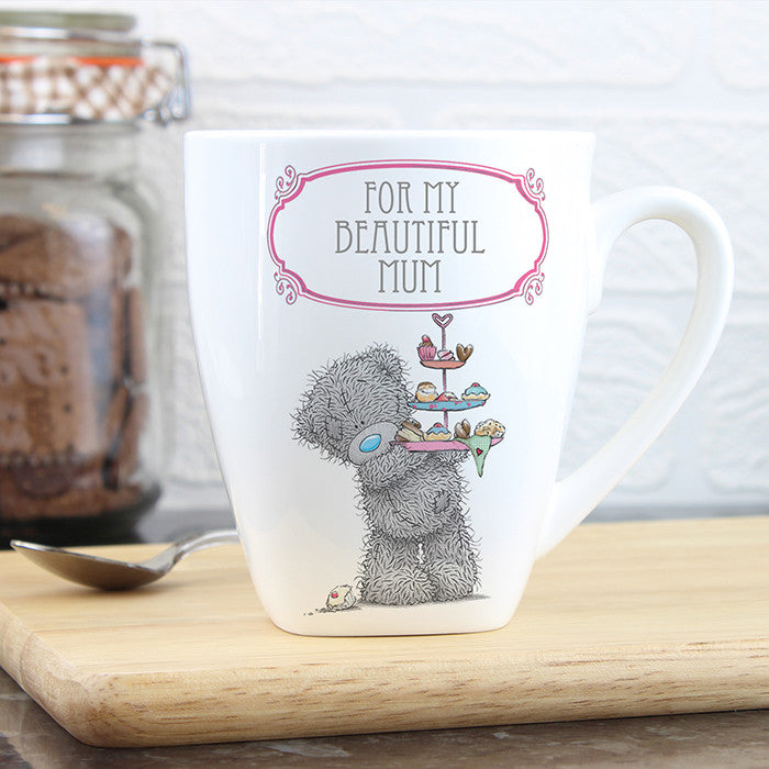 Personalised Me To You Cupcake Latte Mug - Personalised Gift Solutions - 6