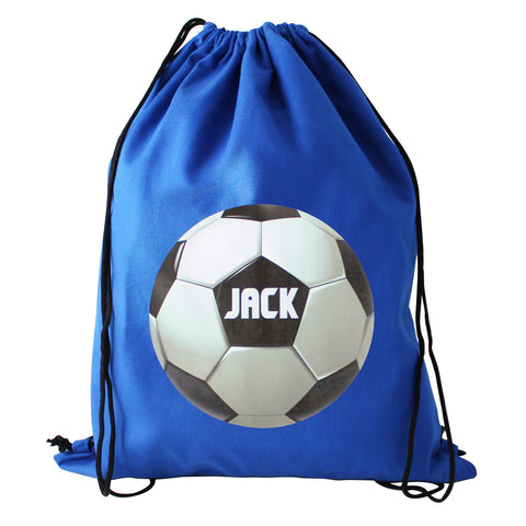 Personalised Boys Kit Bag