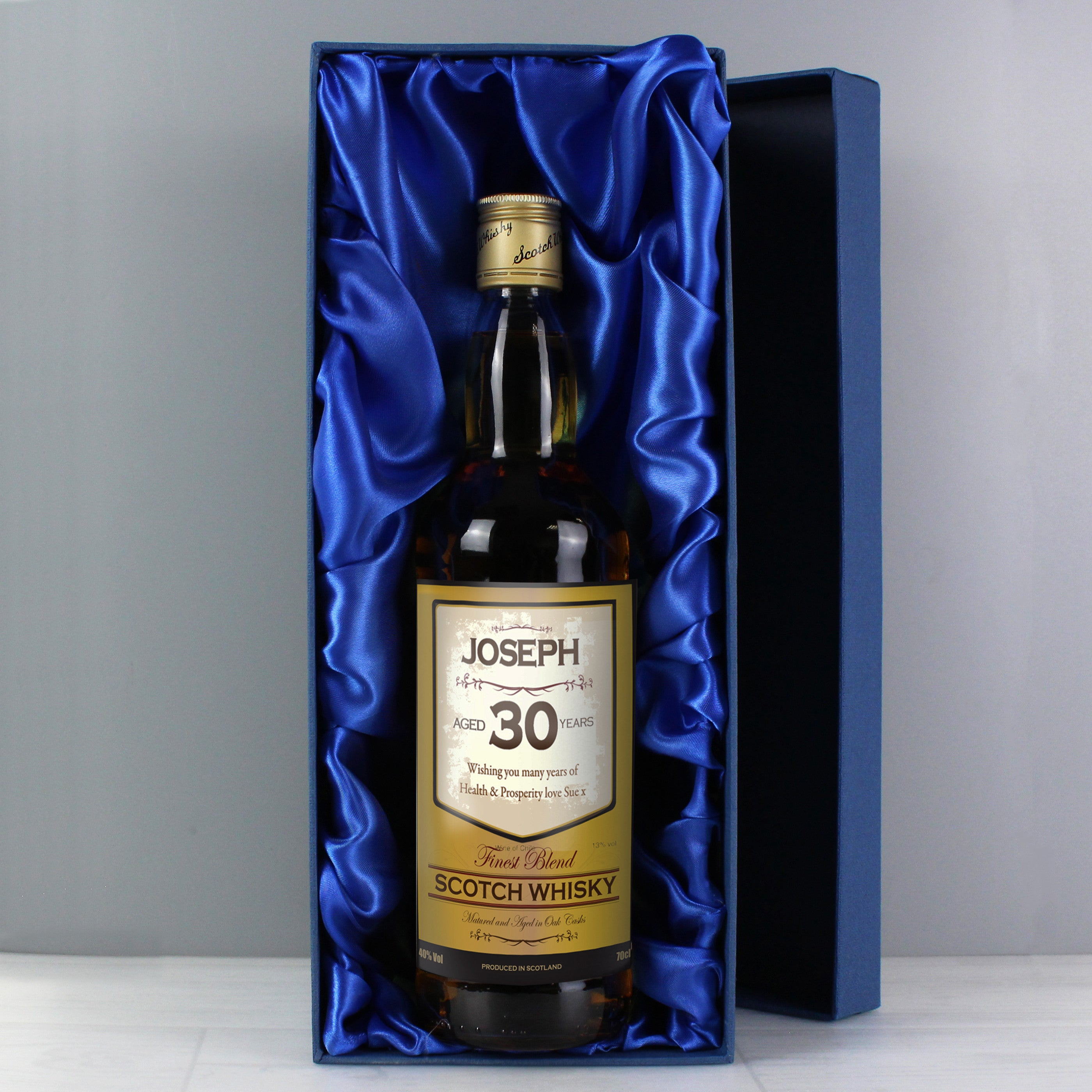 Personalised Scotch Whisky For Any Occasion