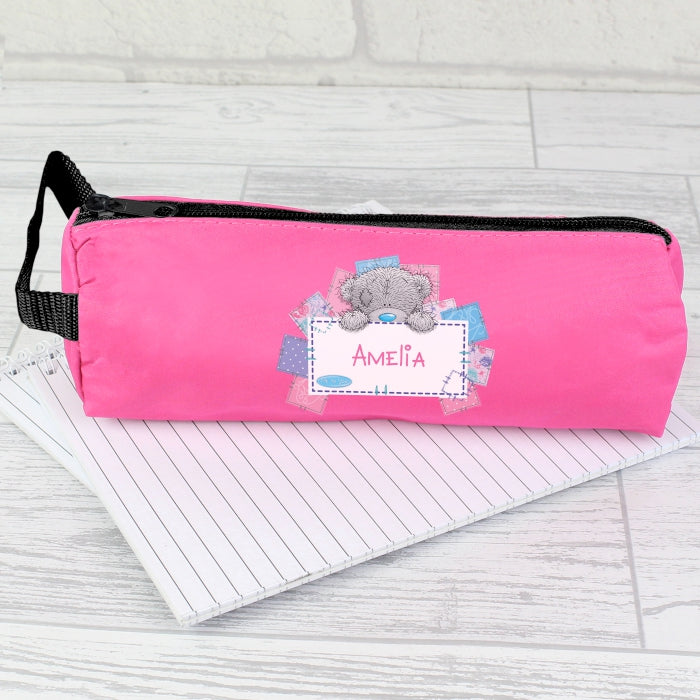 Personalised 'Me To You' Girls Pencil Case