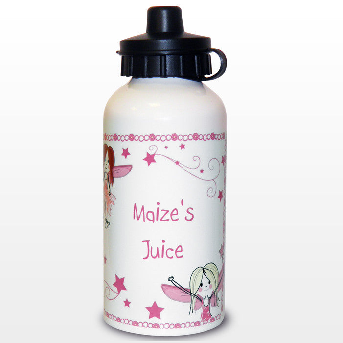 Personalised Girls Fairy Drinks Bottle - Personalised Gift Solutions - 3