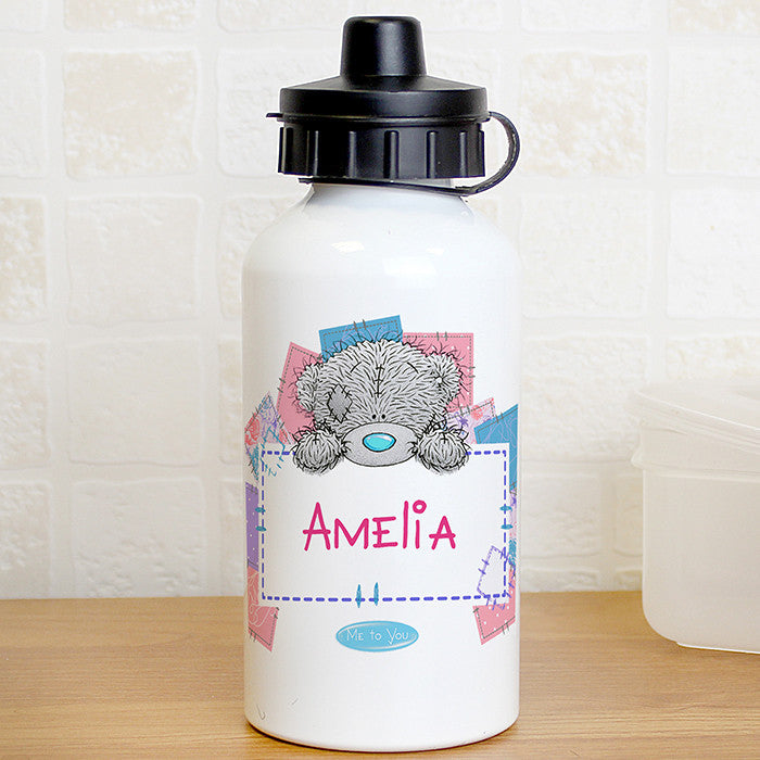 Personalised 'Me To You' Girls Drinks Bottle - Personalised Gift Solutions - 2