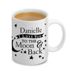 Personalised 'To the Moon and Back' Mug - Personalised Gift Solutions - 2