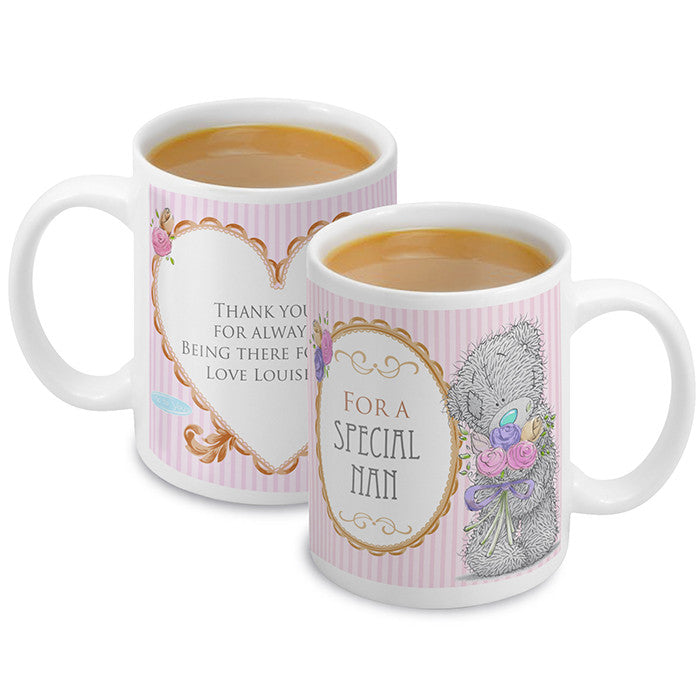 Personalised Me To You Flowers Mug - Personalised Gift Solutions - 4