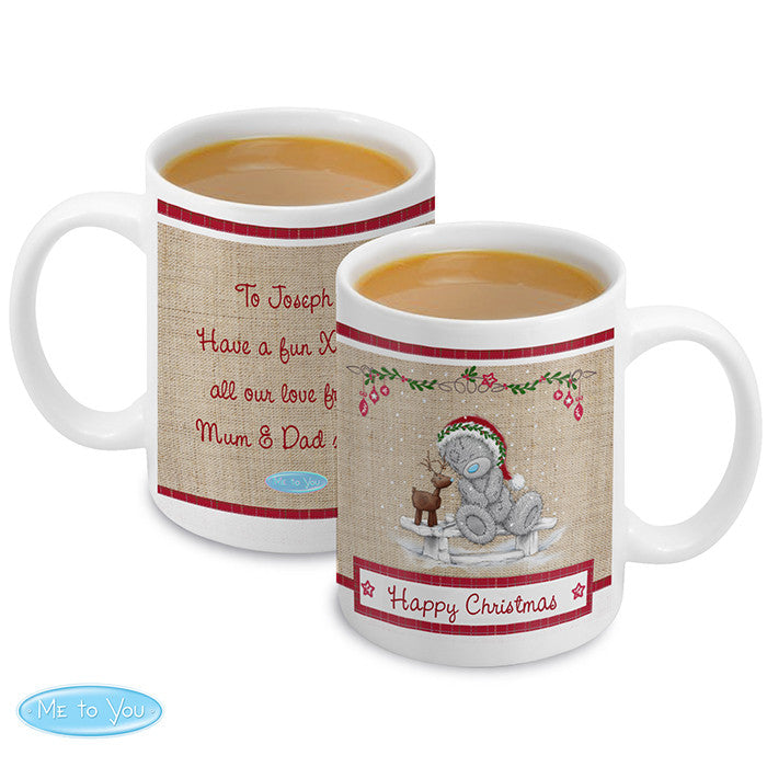 Personalised Me To You Reindeer Mug - Personalised Gift Solutions - 4