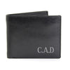 Personalised Leather Wallet with Initials - Personalised Gift Solutions - 1