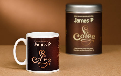 Personalised Coffee Lovers' Set - Personalised Gift Solutions - 2