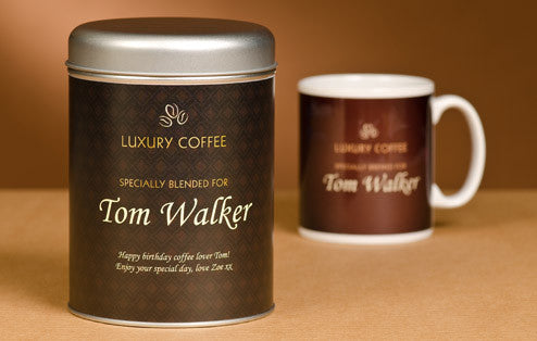 Personalised Coffee Lovers' Set - Personalised Gift Solutions - 3