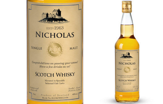 Personalised Single Malt Scotch Whisky - Personalised Gift Solutions - 4