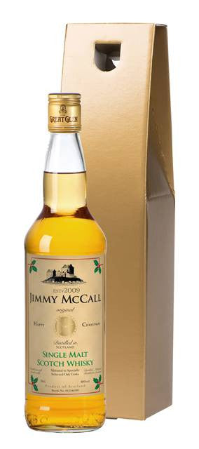 Personalised Christmas Single Malt Scotch Whisky - Personalised Gift Solutions - 3