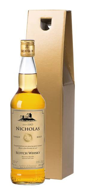 Personalised Single Malt Scotch Whisky - Personalised Gift Solutions - 3