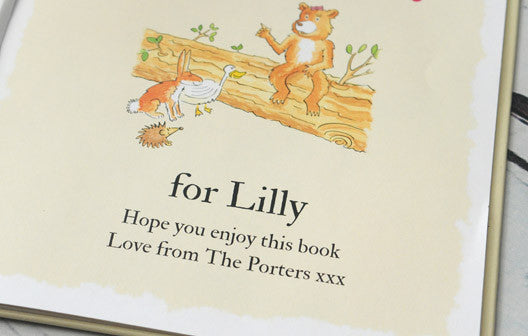 Personalised Big Sisters are Great Book - Personalised Gift Solutions - 2