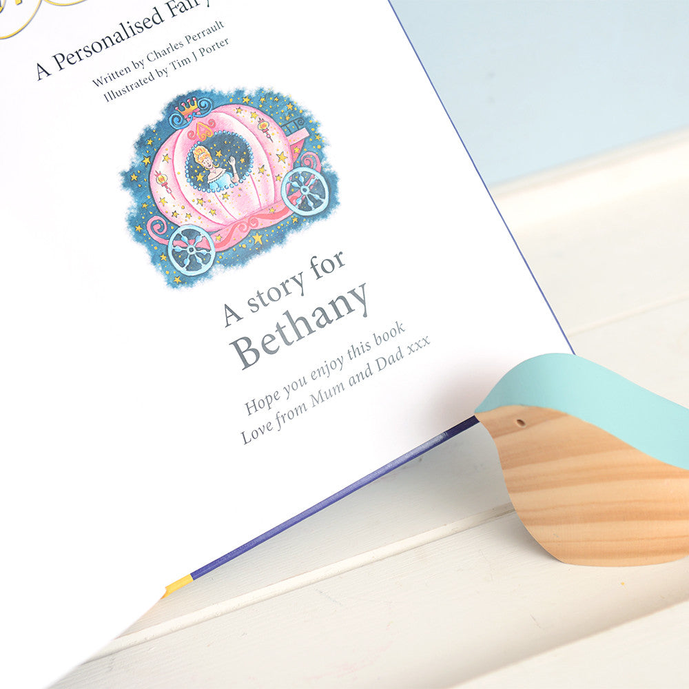 Personalised Cinderella Book - Personalised Gift Solutions - 3
