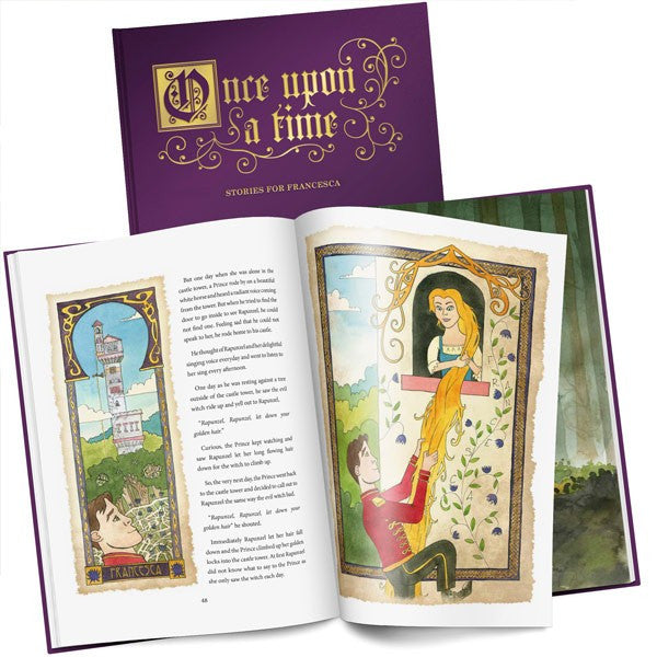 Personalised Book of Fairy Tales - Personalised Gift Solutions - 7
