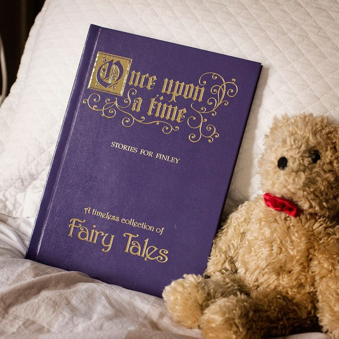 Personalised Book of Fairy Tales - Personalised Gift Solutions - 4