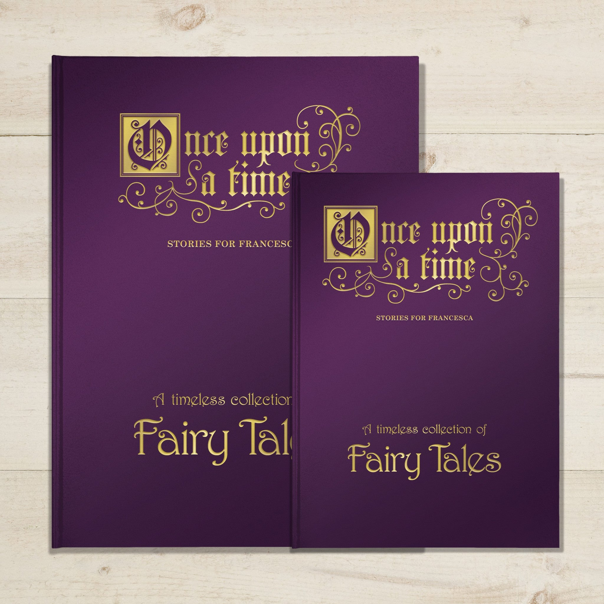 Personalised Book of Fairy Tales - Personalised Gift Solutions - 1