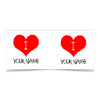Personalised I Love Mug - Personalised Gift Solutions - 2