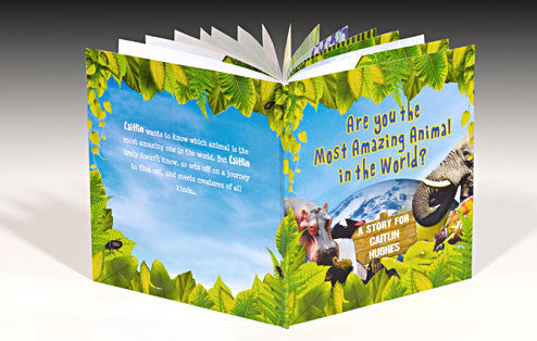 Personalised Most Amazing Animal Book - Personalised Gift Solutions - 1