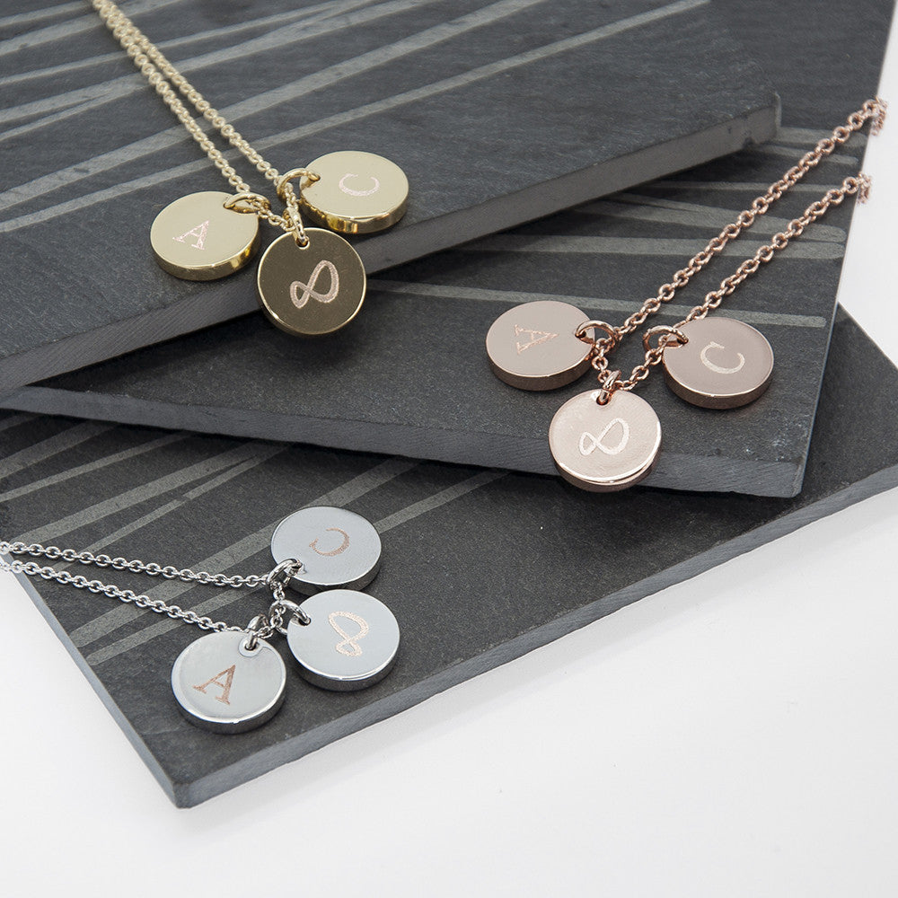 Personalised Infinity Necklace & Keepsake - Personalised Gift Solutions - 5