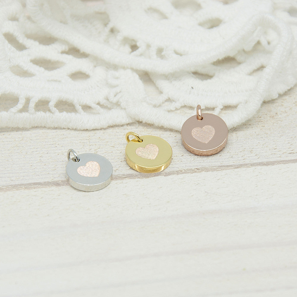 Personalised Love Birds Necklace & Keepsake - Personalised Gift Solutions - 4