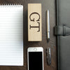 Personalised Wooden Phone Stand & Tidy - Personalised Gift Solutions - 6