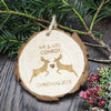 Personalised Christmas Hanging Decoration - Mr & Mrs Reindeer - Personalised Gift Solutions - 2