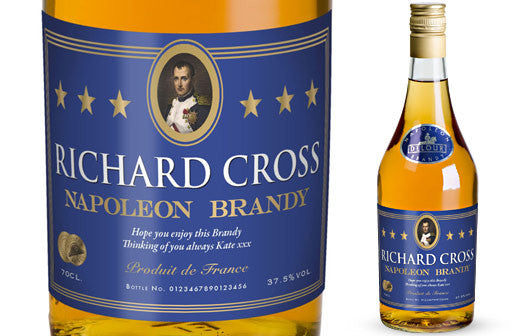 Personalised Brandy - Personalised Gift Solutions - 1