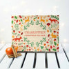 Personalised Festive Woodland Christmas Tea Box - Personalised Gift Solutions - 1