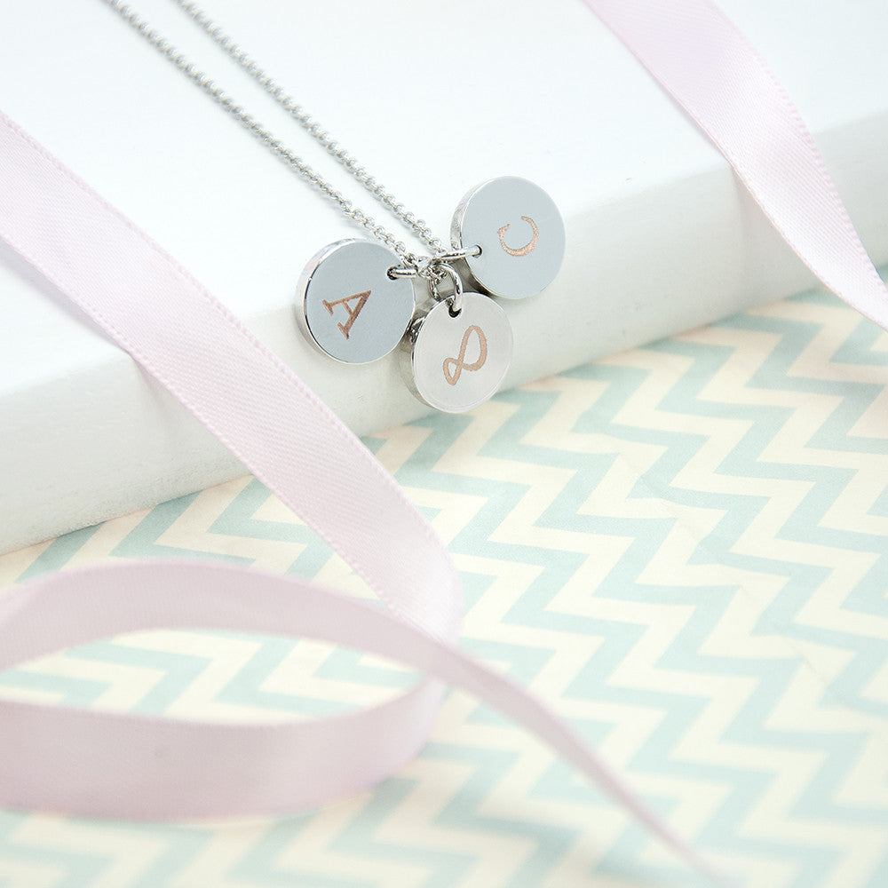 Personalised Infinity Necklace & Keepsake - Personalised Gift Solutions - 4