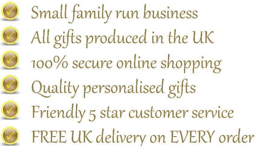 Why Choose Personalised Gift Solutions