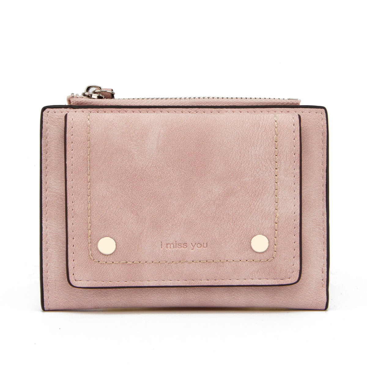 LYDC Ladies Leather Pocket Friendly Wallet