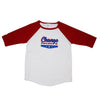 Kids Change Starts With Me Baseball Tee