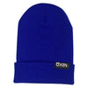 Cuffed Beanie - Royal Blue