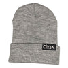 Cuffed Beanie - Heather Gray