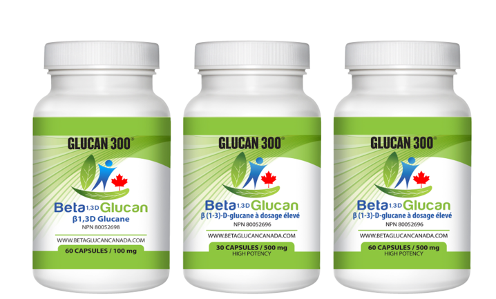 Official Transfer Point Beta Glucan 300® 1,3D