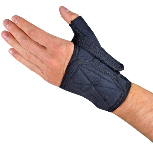 Ventilated Thumb Restricition Splint