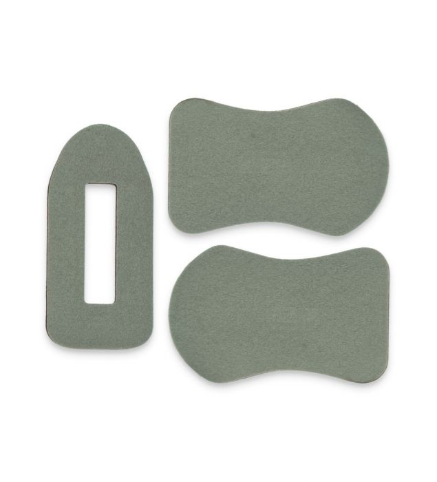 Aspen LSO LoPro Replacement Pads - X-Large