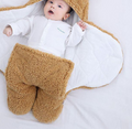 Baby's Ultra-Soft Fluffy Sleeping Bag