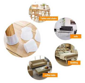 Furniture Silicon Protection Cover (4 Pcs)