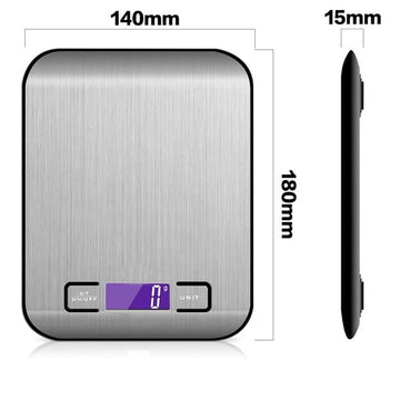 Digital Kitchen Scale 1g-10Kg