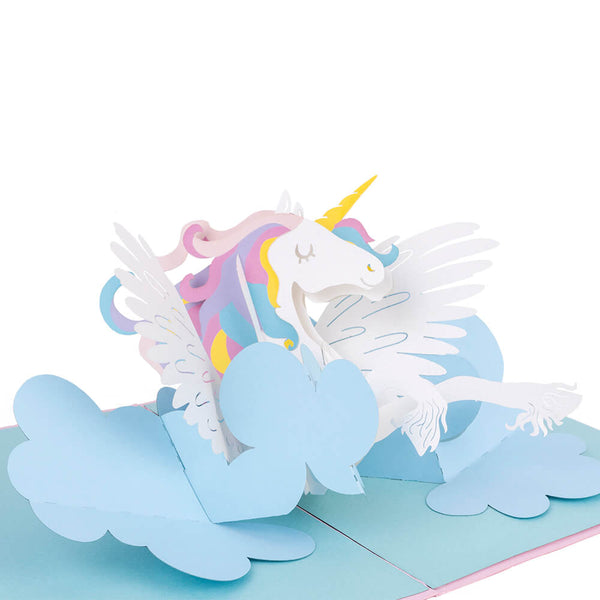 Magical Unicorn Pop Up Cards