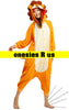 Lion Onesie (Orange)