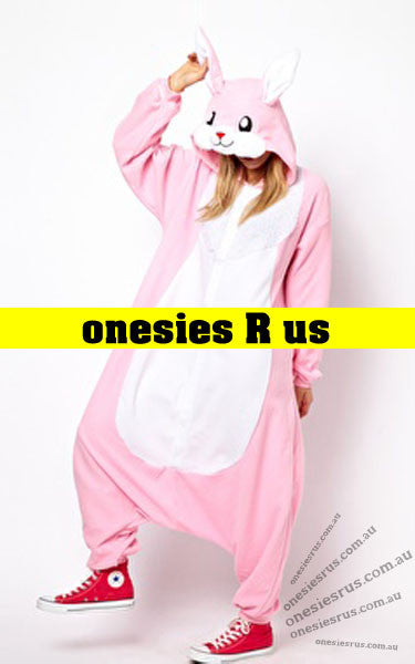 Rabbit (Pink) Onesie
