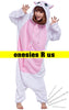 Cat Onesie (White)