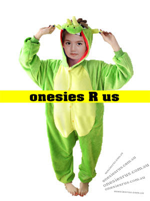 Kids Dragon Onesie