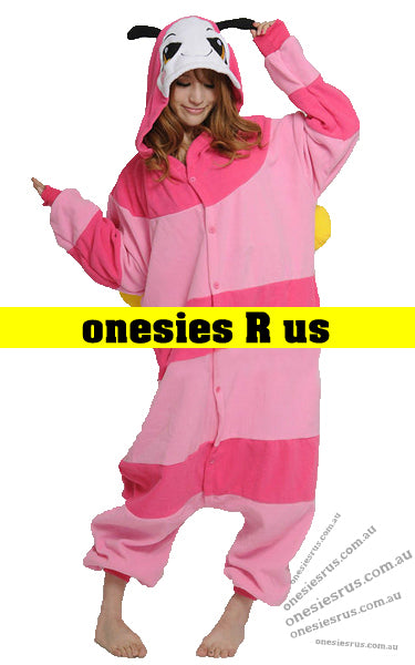 Bumble Bee (Pink) Onesie