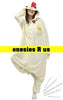 Chicken Onesie (White)